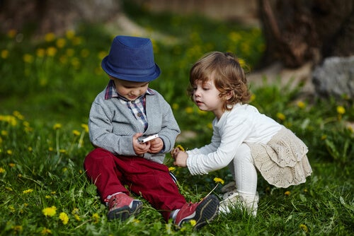 Avundsjuka hos barn