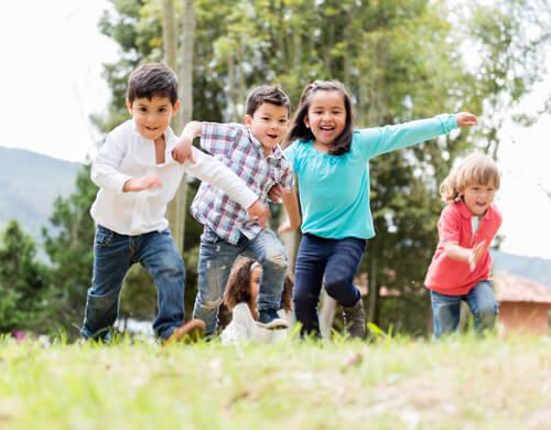 Motor Development in Children 0-5 Years Old
