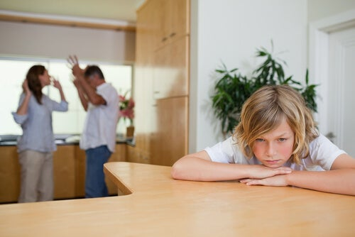 Arguing in Front of Your Children is a Big Mistake