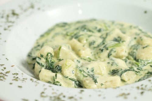 4 Tasty Recipes with Spinach