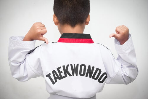 Benefits of Taekwondo for Children