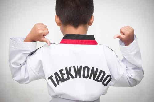 Benefits of Taekwondo for Children
