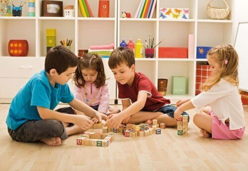 Games for Children between the Ages of 3 and 5