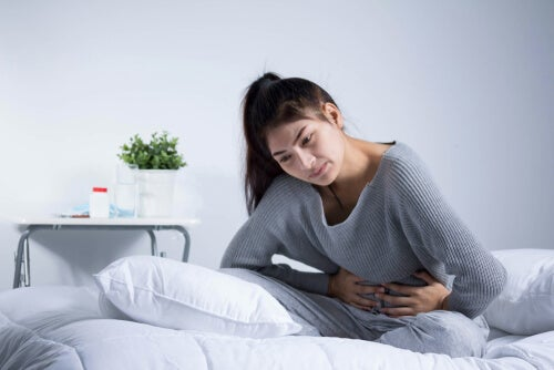 Irregular Menstruation after Childbirth