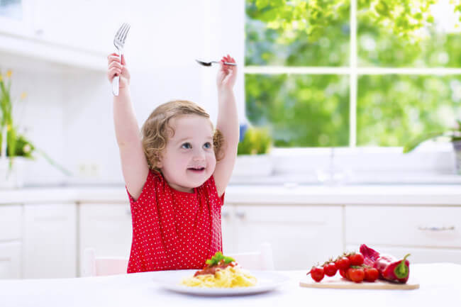 Healthy Recipes for Babies from 12 to 24 Months Old