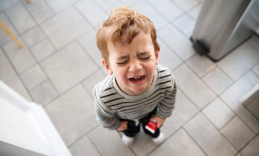 What Can I Do If My Child Cries About Every Little Thing?