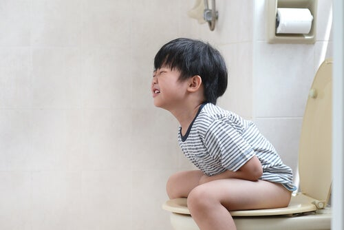 Paradoxical Diarrhea in Children