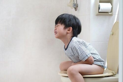 Paradoxical Diarrhea in Children