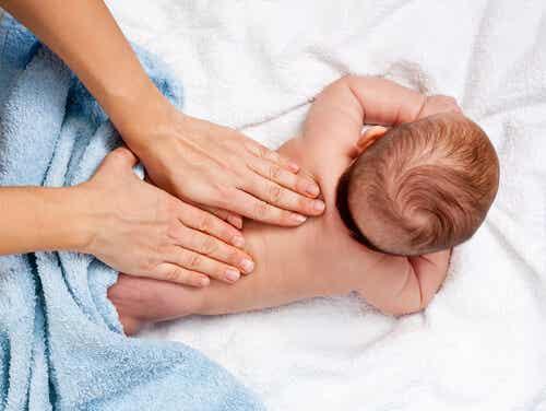12 Benefits of Infant Massage