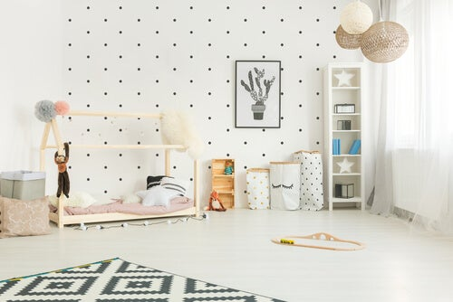 The Montessori Method for Decorating a Child's Room