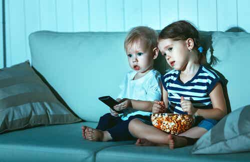 Why Do Children Watch the Same Movie Over and Over?