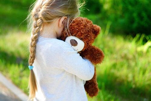 pige der krammer bamse