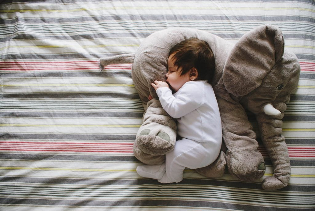 Teaching Children How to Sleep, Ages 2–5 Years