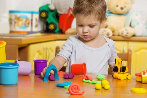 Benefits of Plasticine for Children