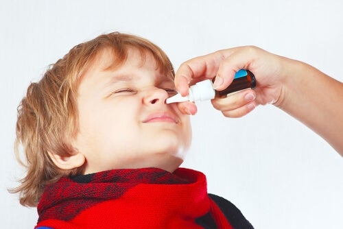 Dealing with Blocked Noses in Children