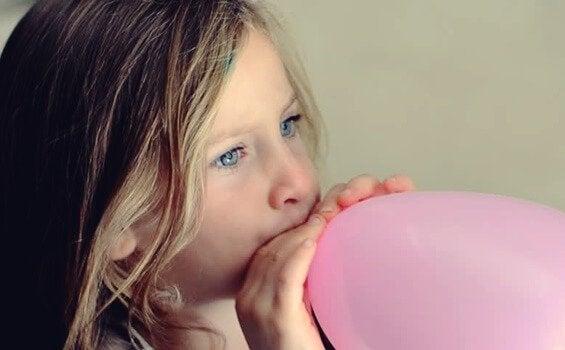 The Balloon Technique for Calming Nervous Children