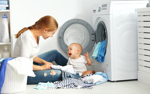 7 Tips for Washing Baby Clothes