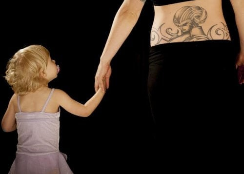 9 Ideas for Getting a Tattoo With Your Child's Name