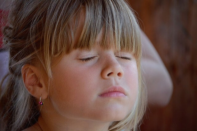 Teaching the Art of Silence to Children