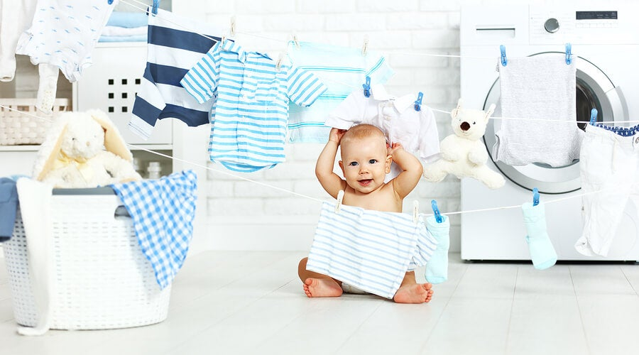 Tips For Washing Your Baby S Clothes You Are Mom