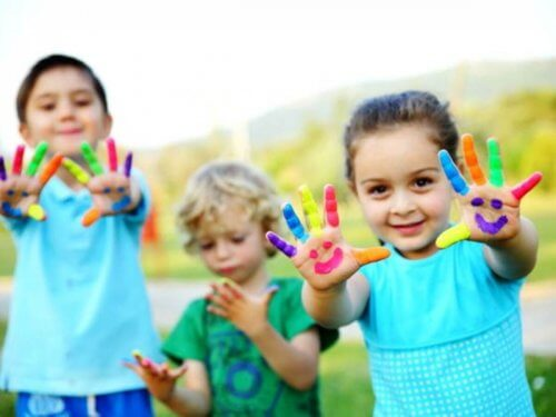 Simple Games for 3-Year-Olds that Stimulate Intellectual Development