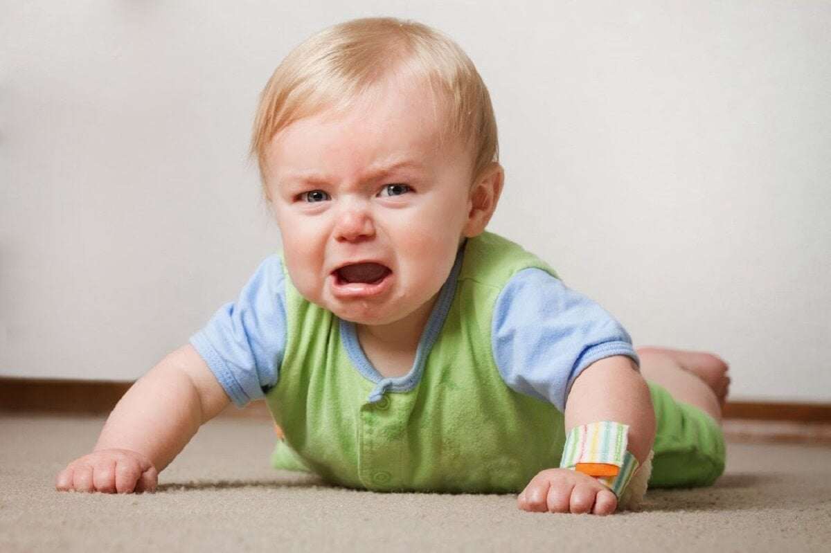 Kids Need Us during Temper Tantrums