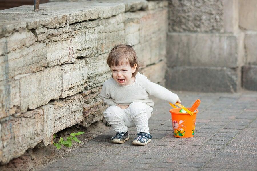 Do Children Behave Worse around Their Parents?