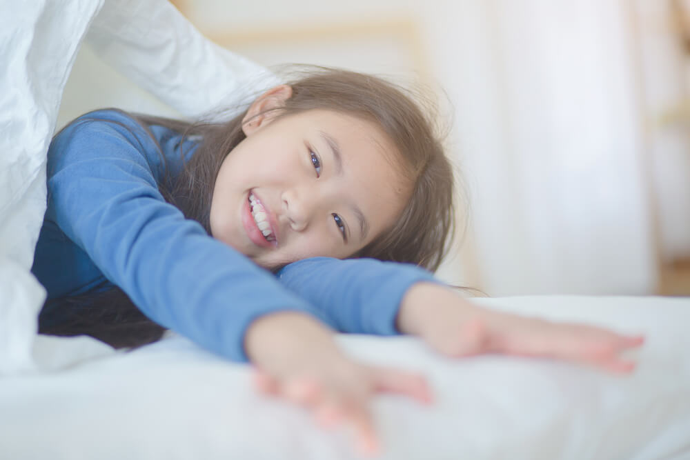 How to Help Your Child Wake Up in a Good Mood?