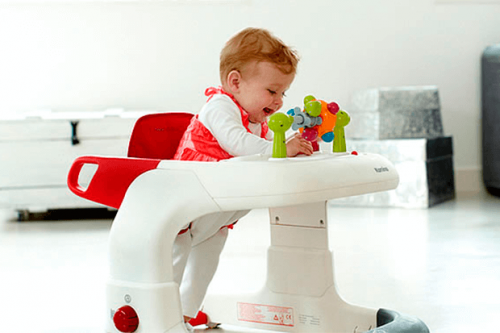 Pros and Cons of Allowing Your Children to Use Baby Walkers