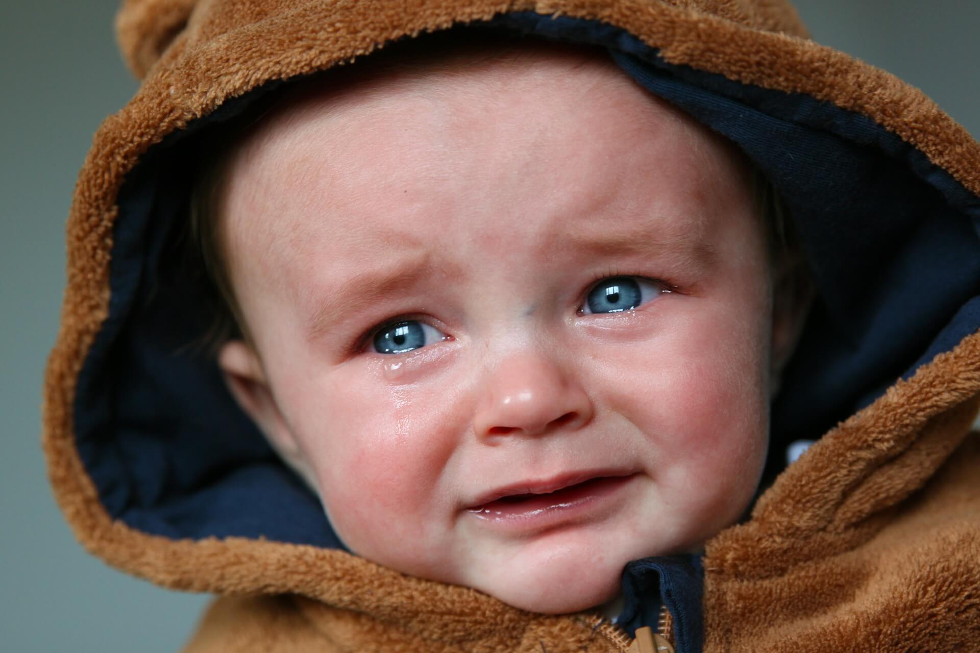 Kids Need Us during Temper Tantrums