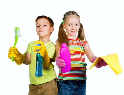 Appropriate Chores for Children