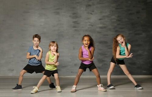 Benefits of Dancing for Children