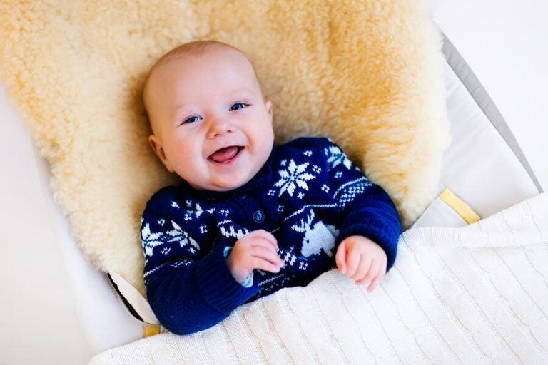 baby der smiler