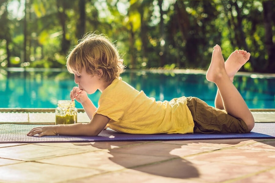 7 Juices Rich in Vitamins for Kids