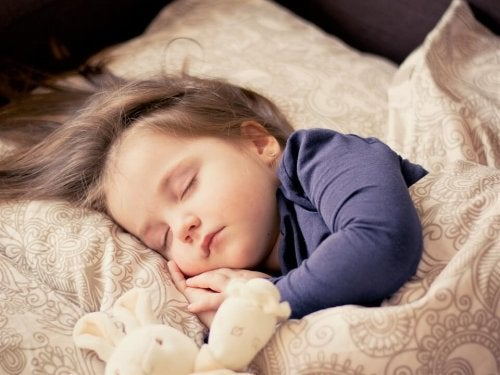 Benefits of Napping for Children