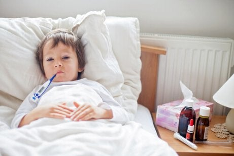 Do Some Children Get Sick More Often Than Others?