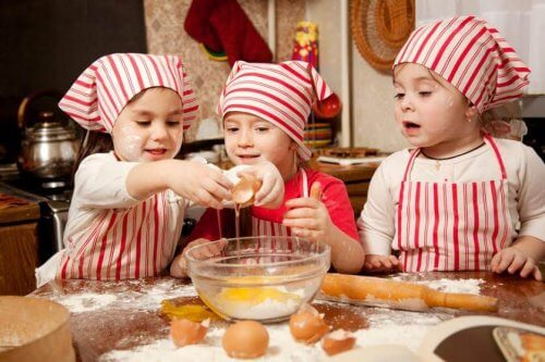 Cooking with Your Children: The Best Recipes to Make Together at Home