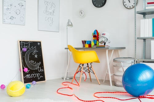 9 Ideas to Decorate Your Child's Playroom