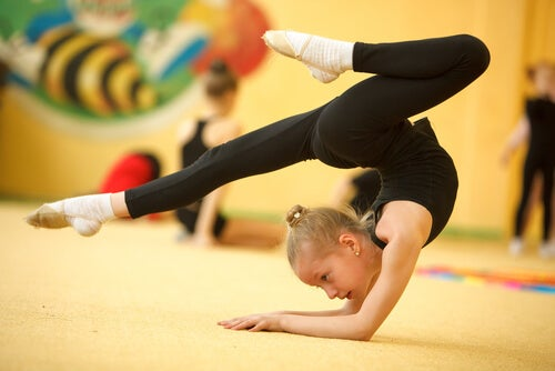 The Wonderful Benefits of Artistic Gymnastics