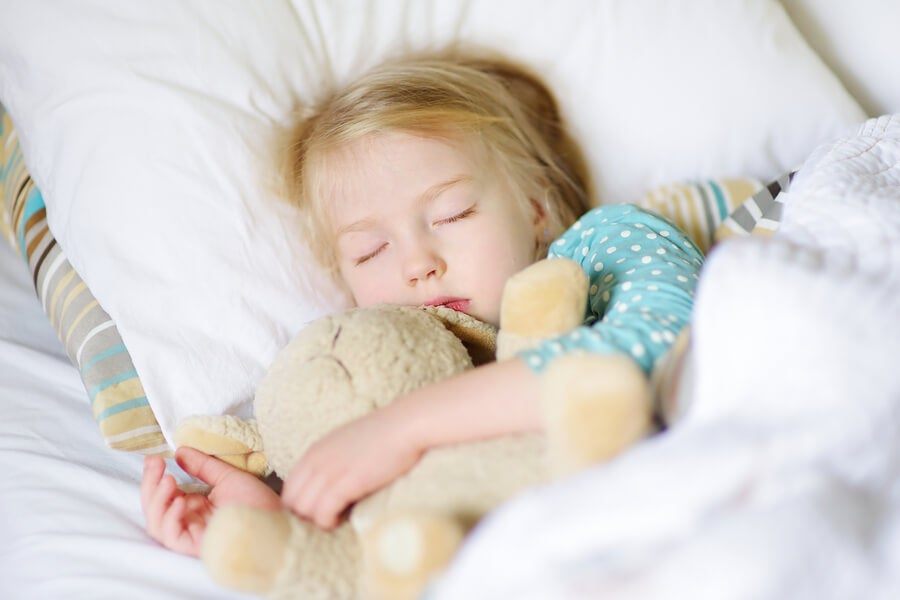 Benefits of Napping in Children