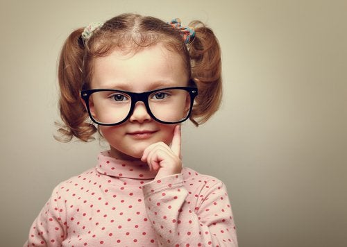 The Evolution of Children's Sense of Sight