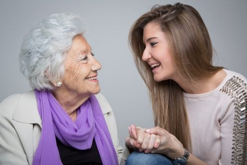 From Mother to Grandmother: A Special Experience