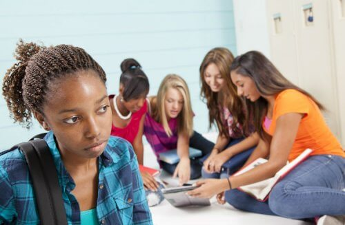 Isolation in teenagers