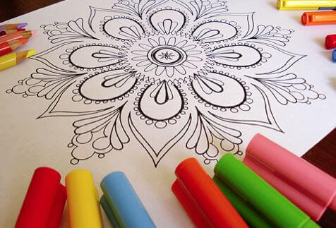 6 Benefits of Mandalas for Children that You Didn't Know About