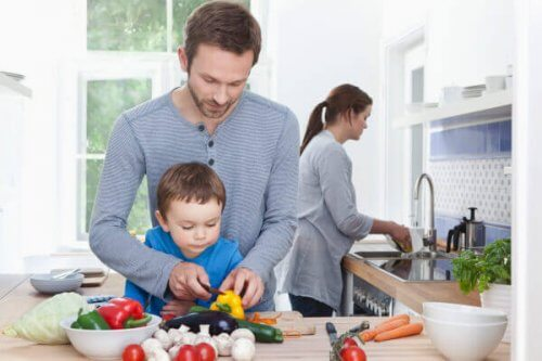 6 Reasons to Cook with Your Children