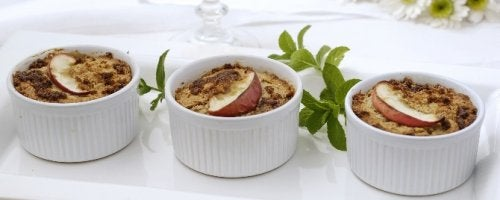 Soufflés can also be gluten-free desserts