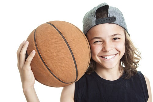 Benefits of Playing Basketball for Kids