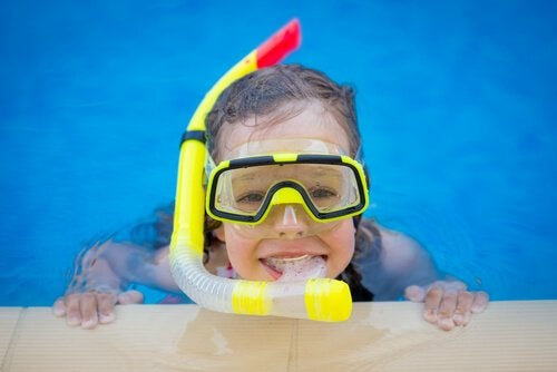 All The Benefits of Scuba Diving for Children