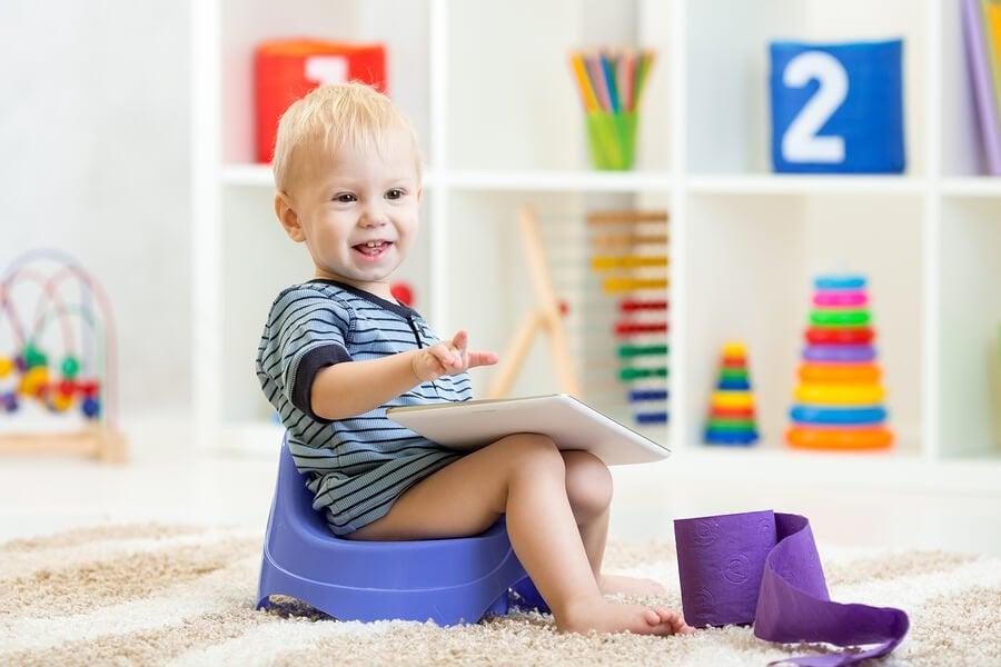 6 Effective Potty Training Tips