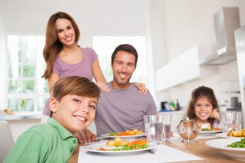 The Importance of Teaching Children Table Manners